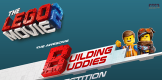 LEGO Movie 2 Building Buddies bouwwedstrijd