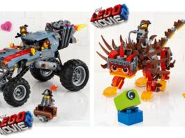 LEGO Movie 2 sets onthuld
