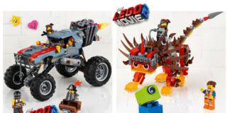 LEGO Movie 2 sets onthuld