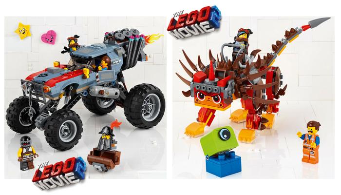 Eerste LEGO Movie 2 sets onthuld - Bouwsteentjes.info