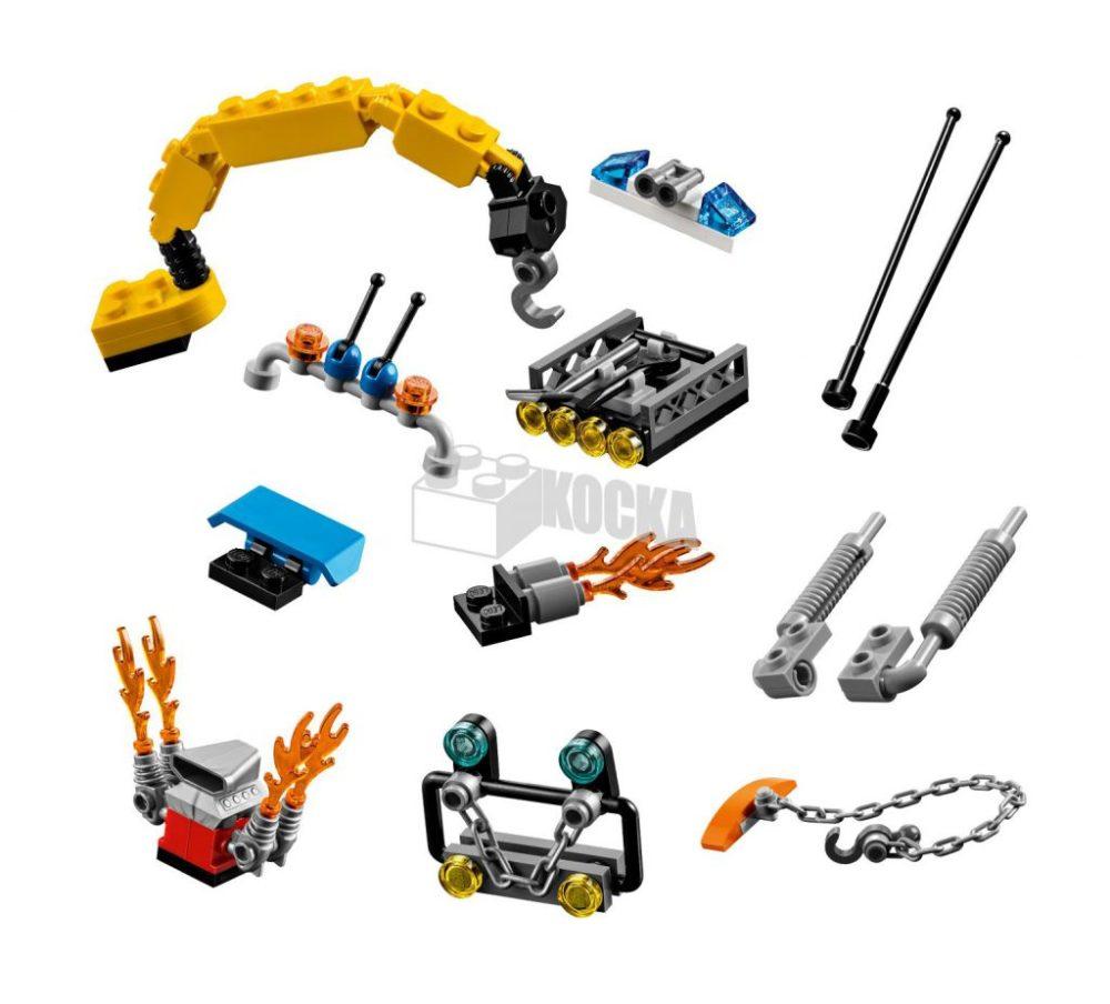LEGO City 40303 Vehicle Parts