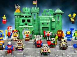 Master of the Universe - Castle Greyskull
