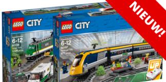 Nieuwe LEGO sets in juli
