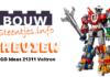 Preview LEGO Ideas Voltron