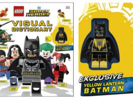 Yellow Lantern Batman Minifigure