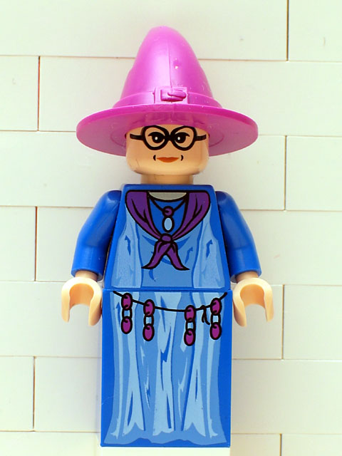 LEGO Harry Potter Professor Trelawney