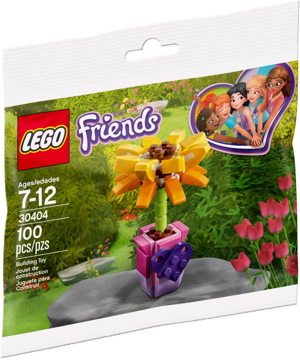 LEGO 30404 Friendship Flower