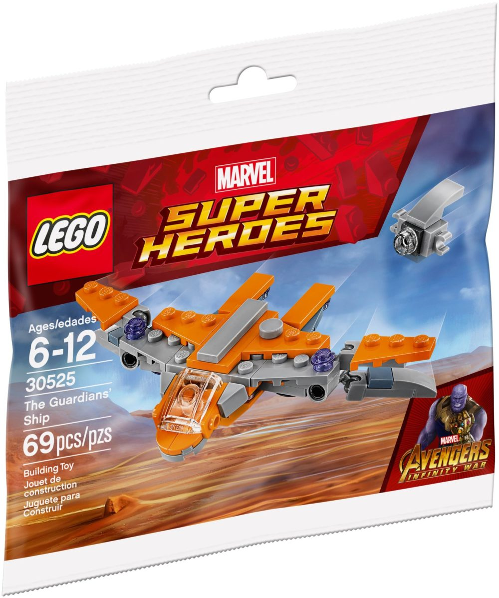 LEGO 30525 The Guardians' Ship