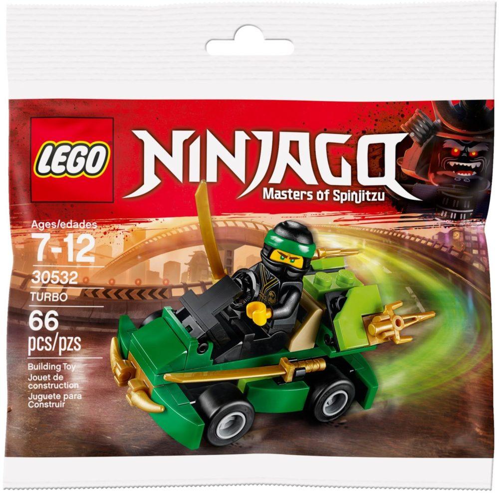 LEGO 30532 Lloyd Turbo Kart