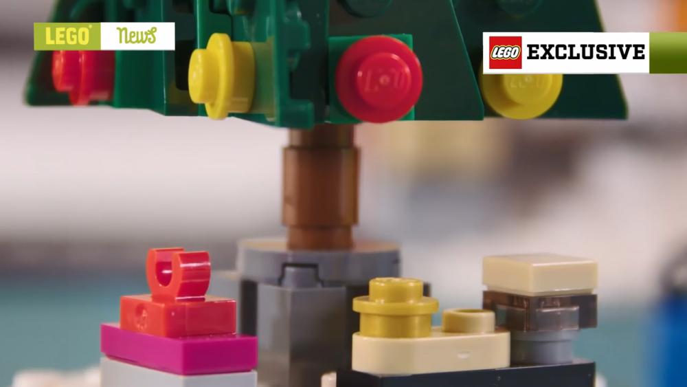 LEGO Creator Expert 10263 Winter Village teaser