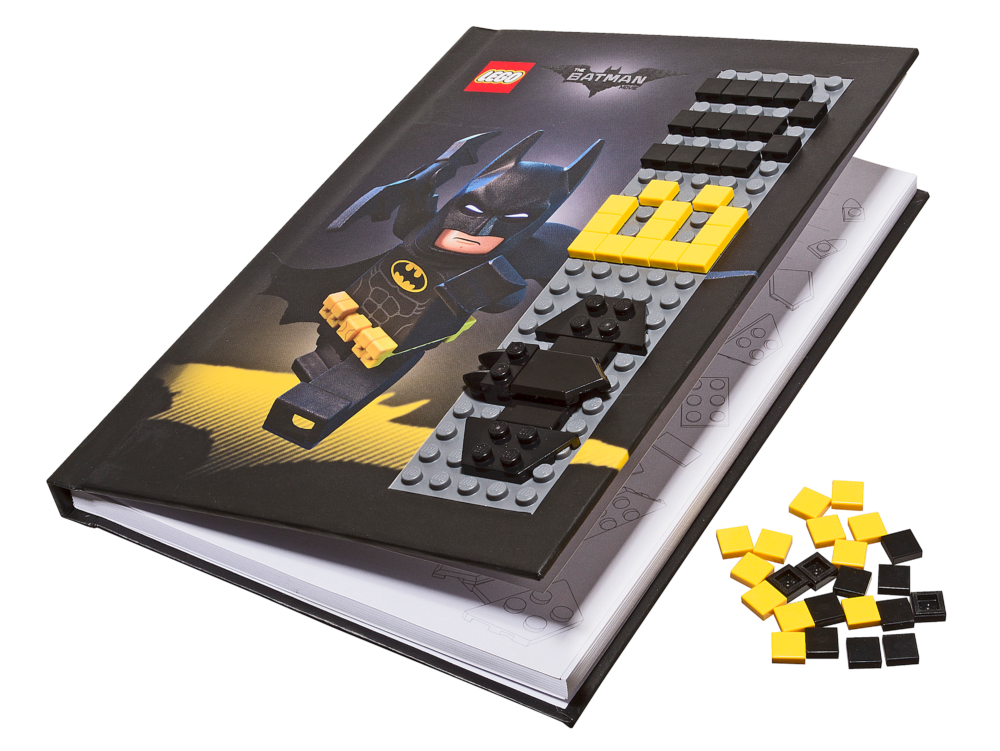 LEGO 853649 Batman Notebook
