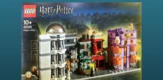 LEGO 40289 Diagon Alley opgedoken
