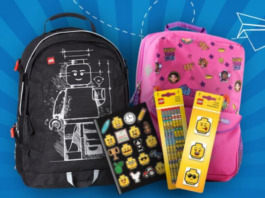 LEGO Back to School items 2019