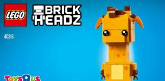 LEGO BrickHeadz 40316 Geoffrey