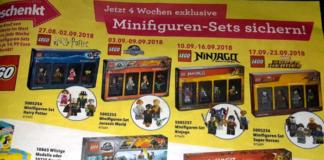 LEGO Bricktober 2018 sets