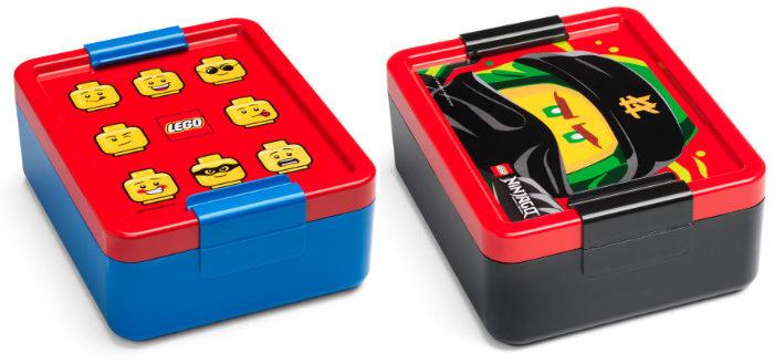 LEGO Broodtrommels