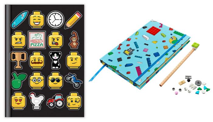 LEGO Notitieboekjes