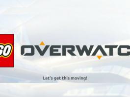 LEGO Overwatch deze week uit de doeken