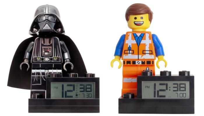 LEGO Wekkers