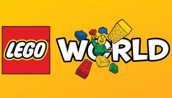LEGO World Utrecht 2019