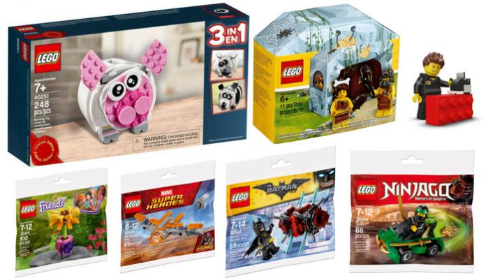 LEGO promotie en Polybags te koop