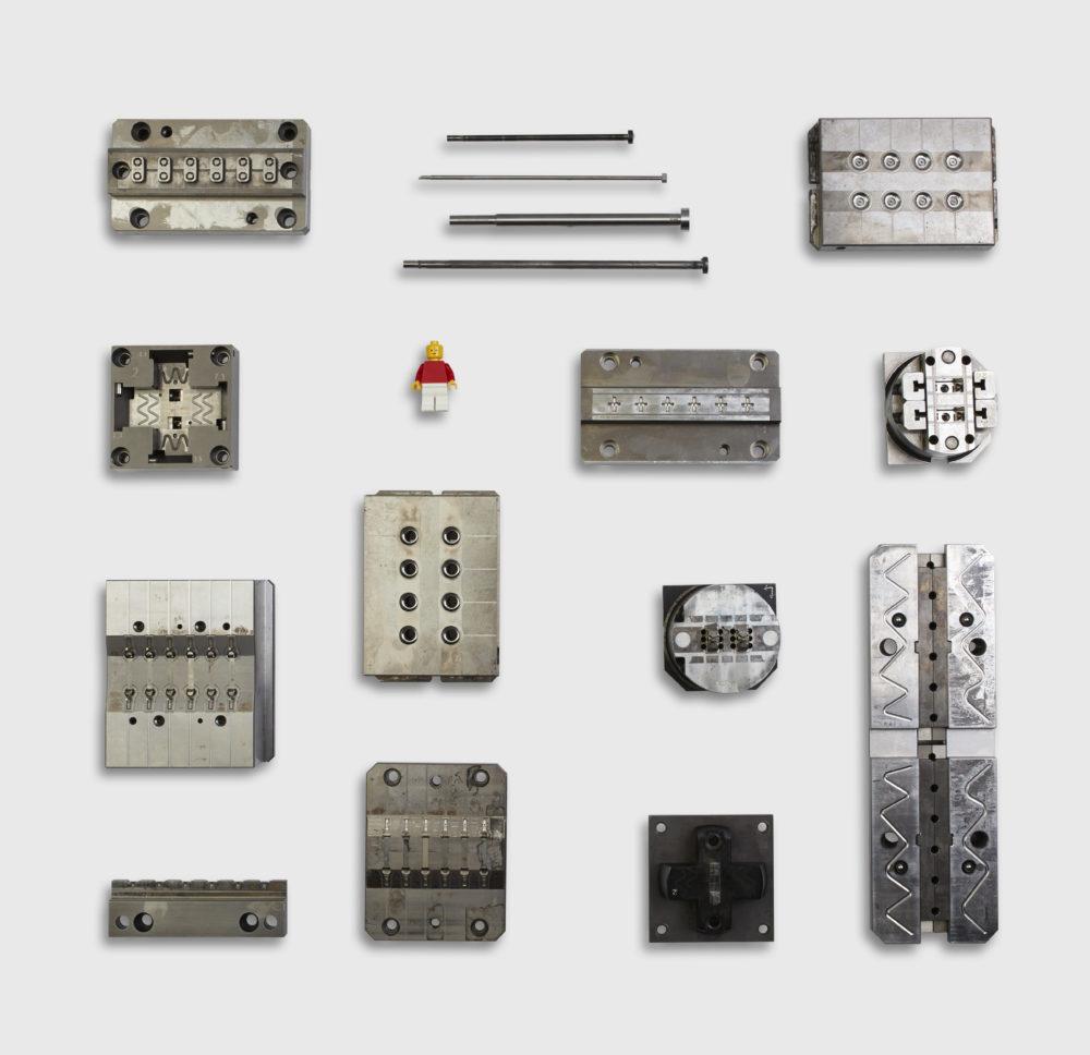 Minifigure Moulds