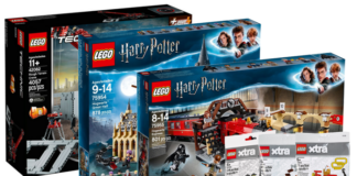 Nieuwe LEGO sets augustus 2018