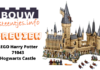 Preview LEGO Harry Potter Hogwarts Castle