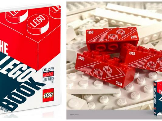 The LEGO Book Exclusive Brick