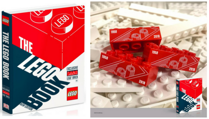 The LEGO Book Exclusive Brick