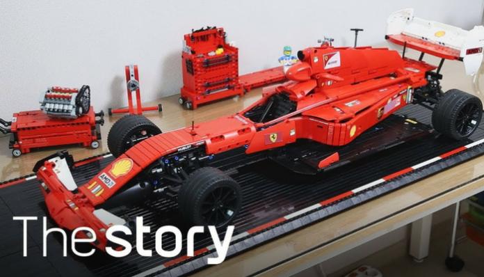 indrukwekkende LEGO Technic creaties