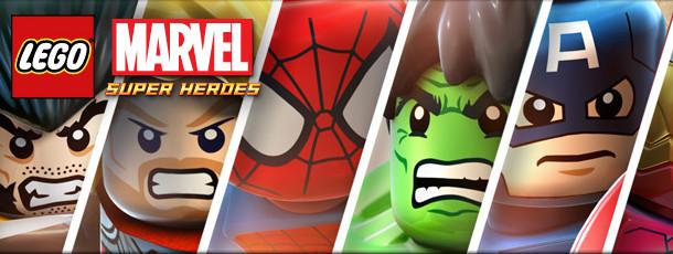 LEGO Marvel Logo