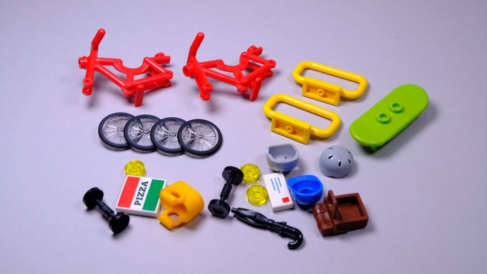 LEGO Extra Polybags
