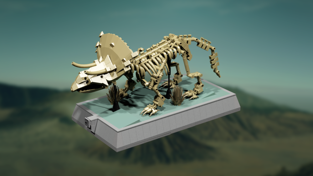 LEGO Ideas Natural History Collection