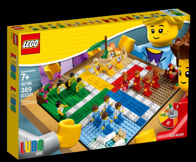 LEGO 40198 LEGO Ludo