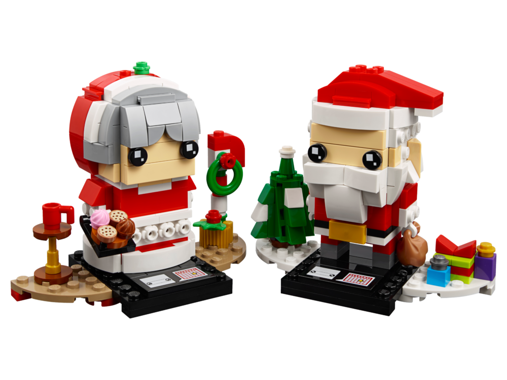 LEGO 40274 Mr and Mrs Claus