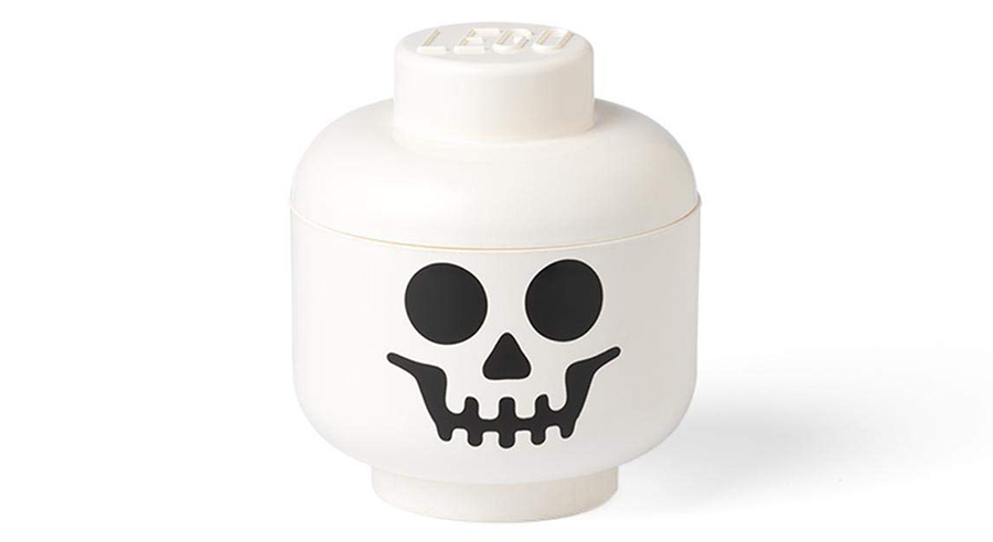 LEGO 5005634 Skelet opberghoofd