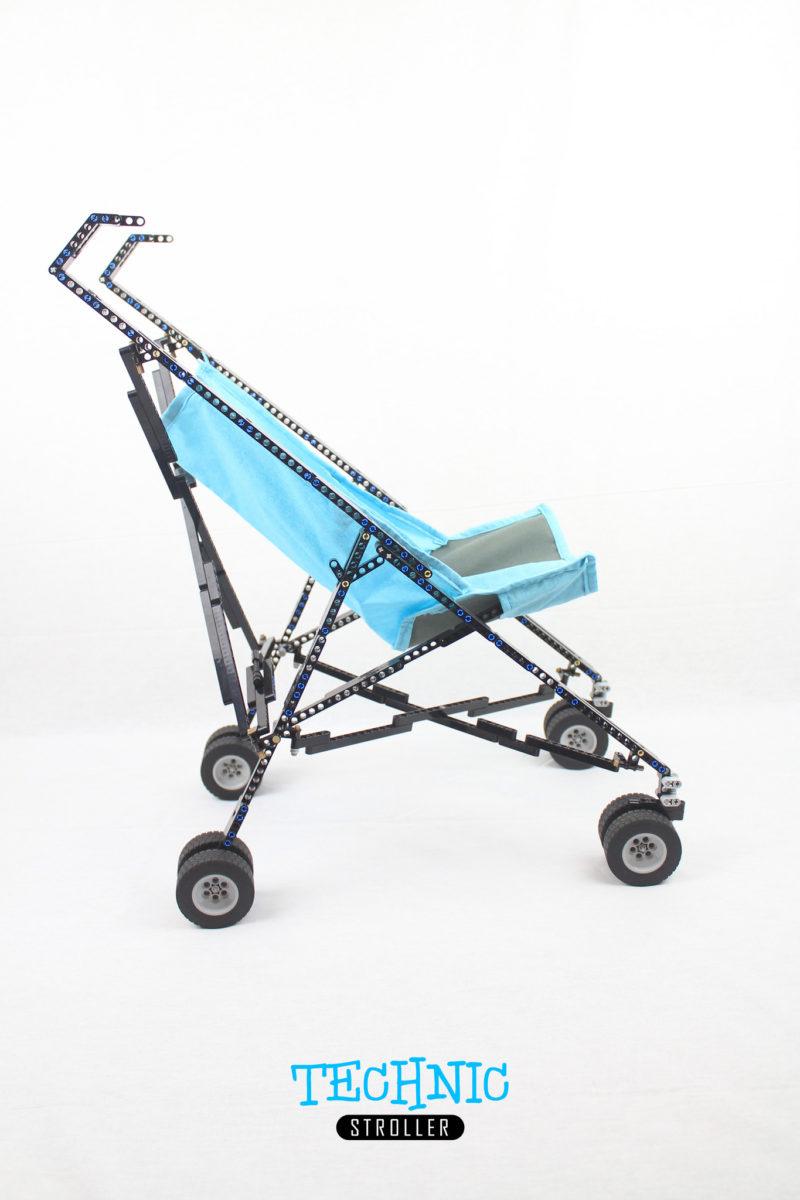 LEGO Technic Stroller