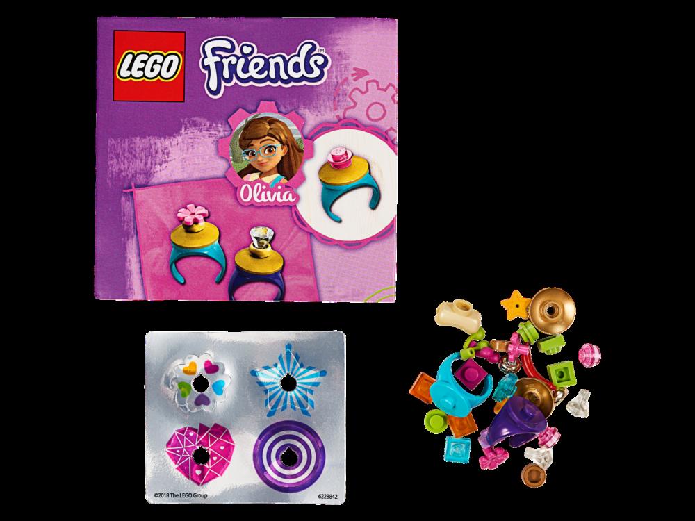 Gratis LEGO5005237 Friendship Rings Polybag