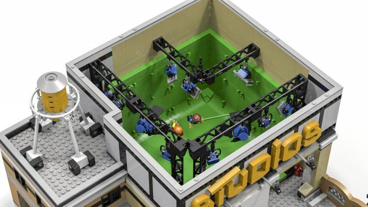 LEGO Ideas Modular Film Studio