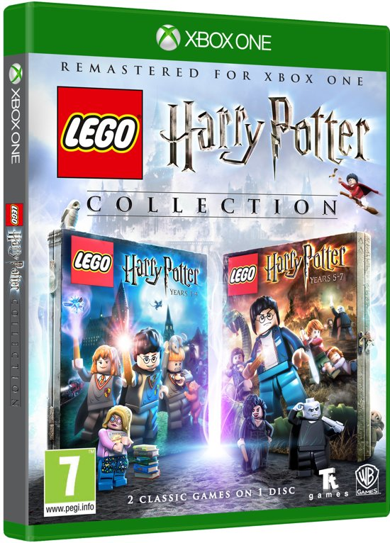 LEGO Harry Potter Collection jaren 1-7 Xbox One en Nintendo Switch