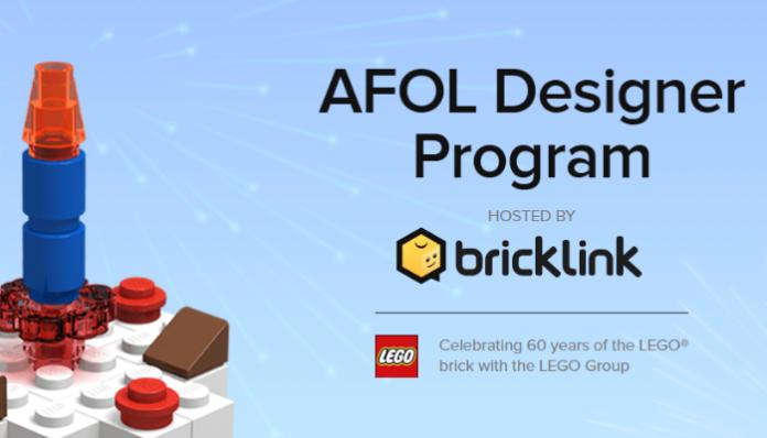 Bricklink AFOL Designer Program onthuld
