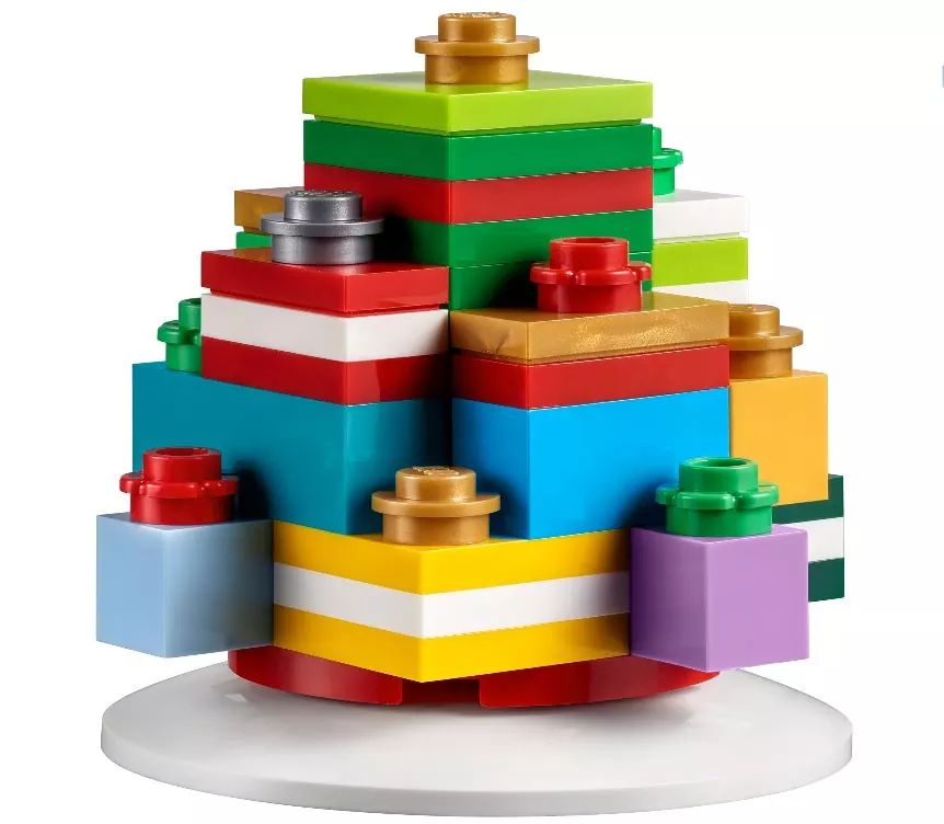 LEGO 853815 Christmas Ornament Presents
