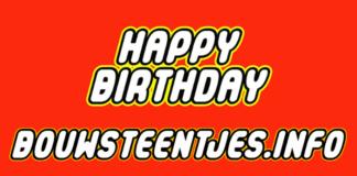 Bouwsteentjes viert haar vierde verjaardag
