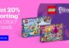 Korting op LEGO Friends