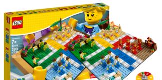 LEGO 40198 LEGO LUDO Game