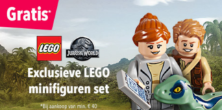 LEGO 5005255 Jurassic World Bricktober