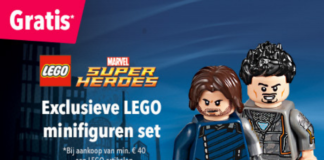 LEGO 5005256 Marvel Bricktober 2018