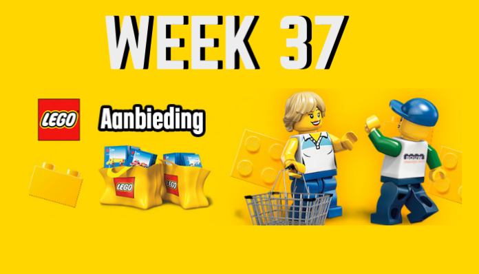 LEGO Aanbiedingen week 37 2018