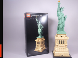 LEGO Architecture 21042 Lady of Liberty